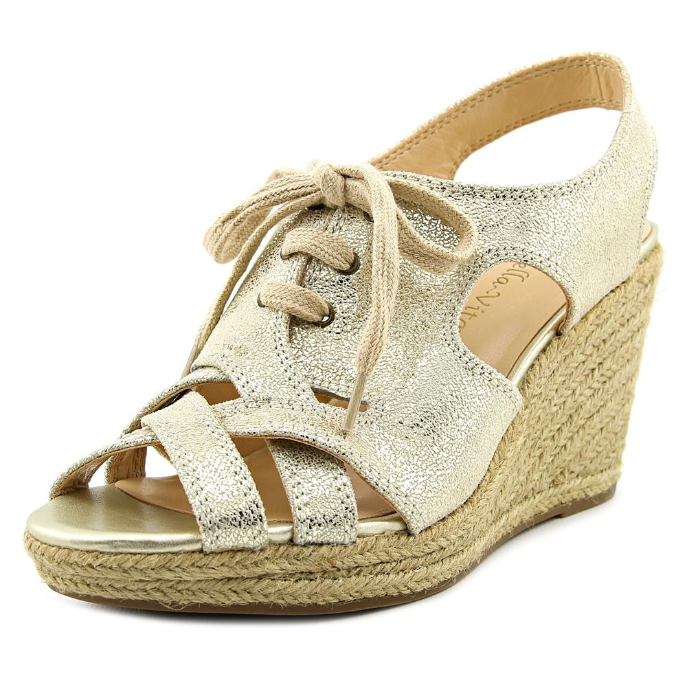 Bella Vita Gracia Women Open Toe Wedge Sandal by Bella Vita