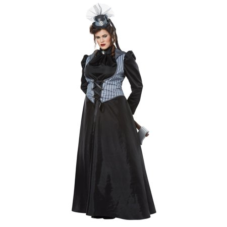 Yandy Costumes (Lizzy Borden Women's Plus Halloween)