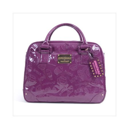 timi and leslie sweetums doctor diaper bag in eggplant. Black Bedroom Furniture Sets. Home Design Ideas
