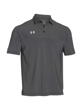ae5829e816 Product Image Under Armour Men's Clubhouse Striped Polo Golf Shirt,  Assorted Colors 1270402