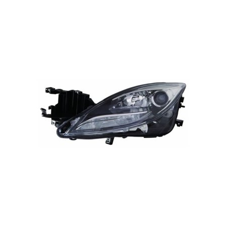 Mazda Mpv Replacement Headlight - Replacement Depo 316-1146LMUSHM2 Driver Side Headlight For 11-13 Mazda 6
