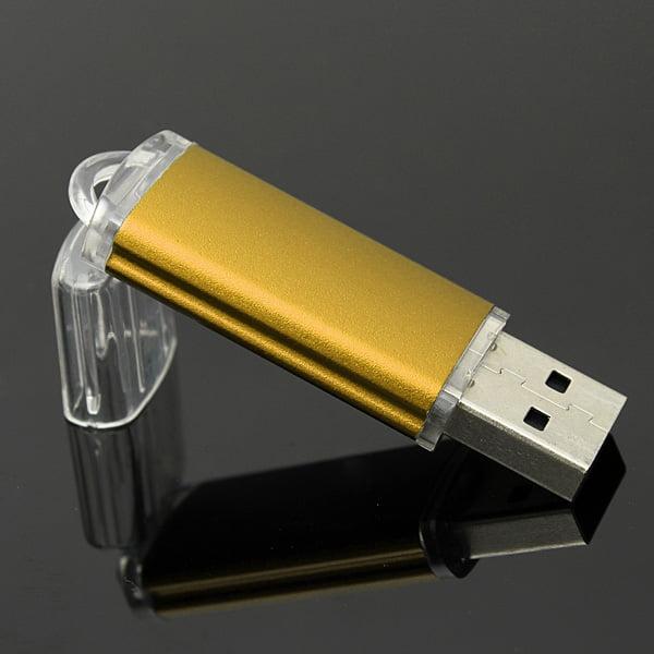 Multi Color 128MB USB 2.0 Flash Memory Stick Pen Drive Storage Thumb U Disk Gift,Red color