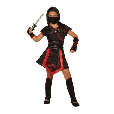 Girls Dragon Blade Ninja Girl Costume](Ninja Girl Costumes)
