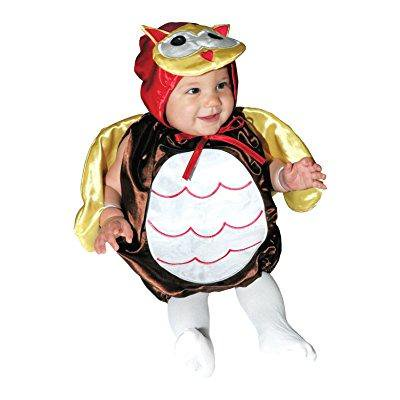 Image of Baby Owl Halloween Costume - Unique! 6-18 months