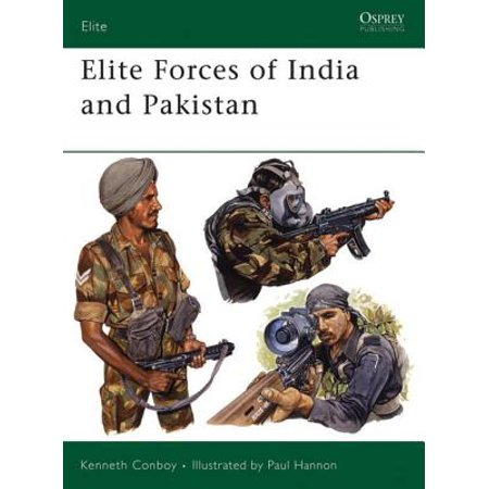 Elite Forces of India and Pakistan - eBook (Role Of Pakistan Air Force In 1965 War)