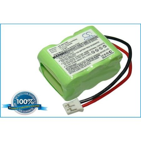 DC-23 Battery for Kinetic MH250AAAN6HC, Sport Dog SD-800, 210 mAh