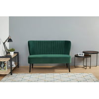 Artdeco Home Hollywood Loveseat Settee
