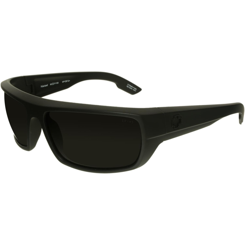 Spy Bounty Ansi Polarized Sunglasses Mens Black RX