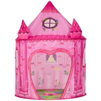 Princess Play Tent Playhouse | Unique Castle Design for Indoor and Outdoor Fun