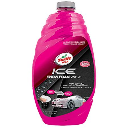 Turtle Wax 50990 ICE Snow Foam Car Wash - 48 (Turtle Wax Foam)
