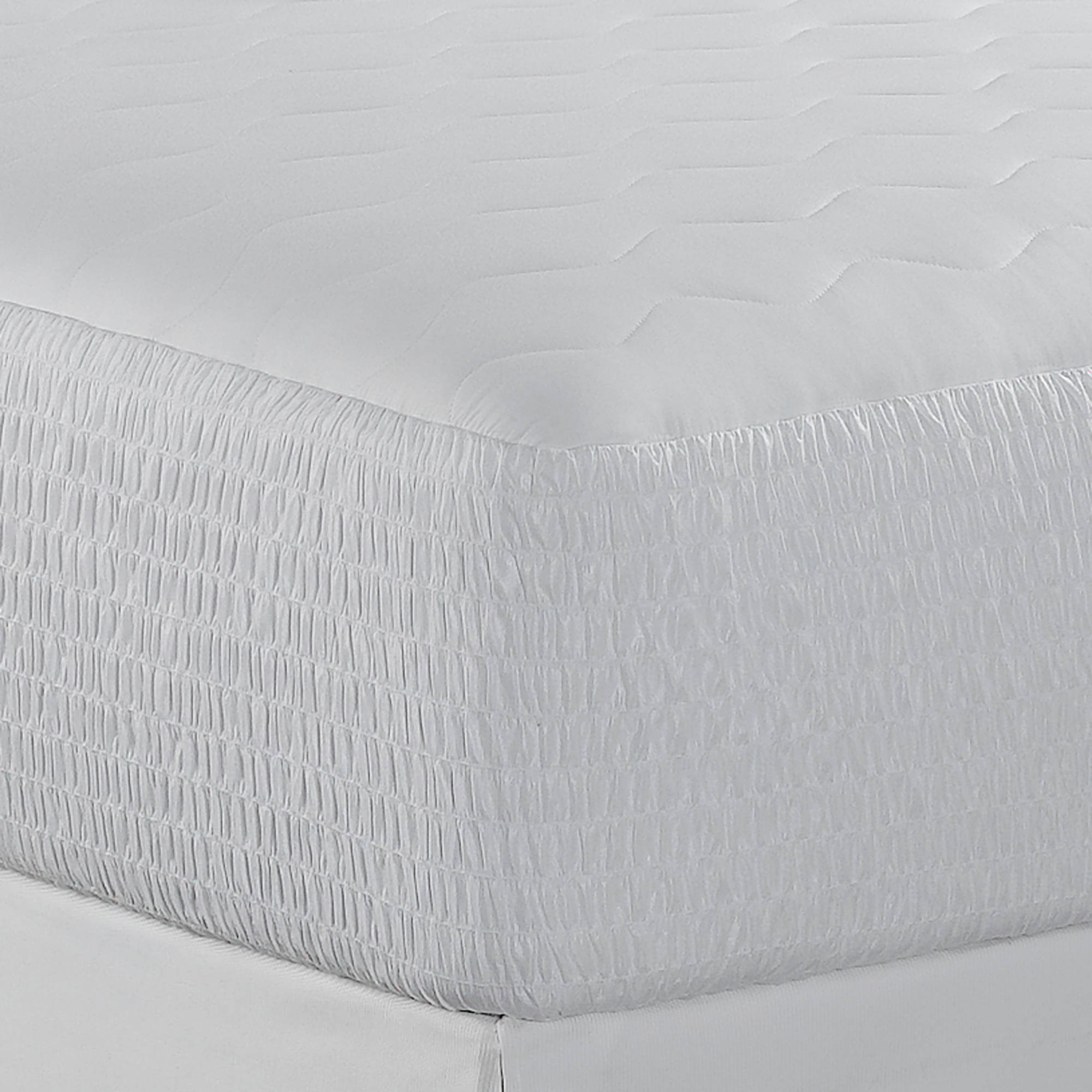DeepSleep Microfiber Gel-Filled Mattress Pad in Multiple Sizes