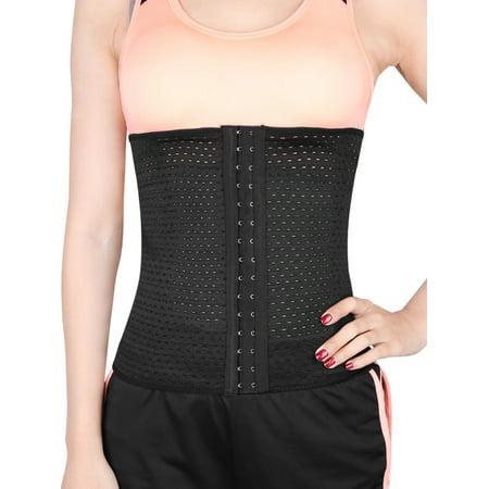 - Black XXXL High Waist Postpartum Abdominal Shaping Belt Belly Wrapping Shapewear