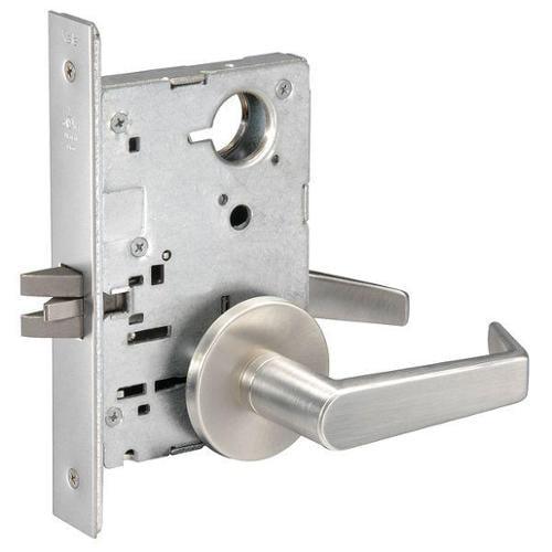 YALE AUR8801FL x 626 x YMS Mortise Lockset, Passage, Micro Shield