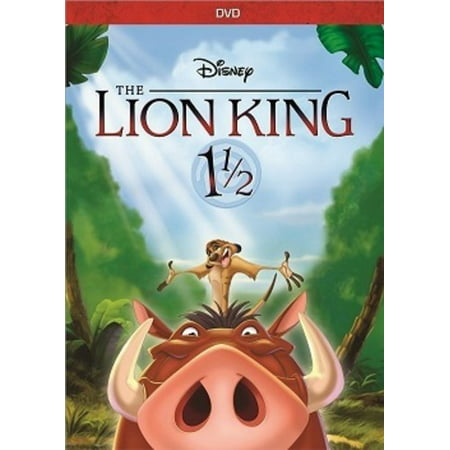 The Lion King 1 1/2 (DVD) - Animation Halloween Lyon