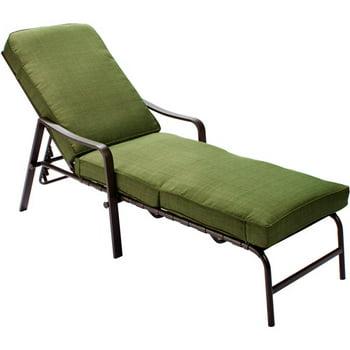 Mainstays Crossman Chaise Lounge