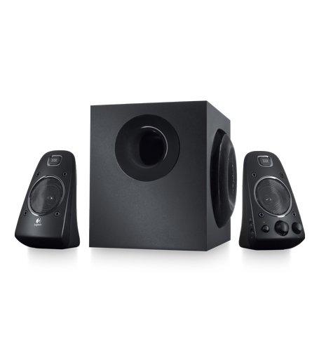 Logitech 980-000402 Z623 2.1ch Speaker System Spkr (980000402) by Logitech
