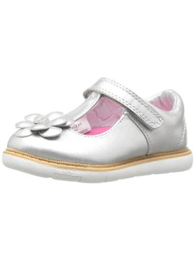infant girls' step & stride diana hook and loop mary jane