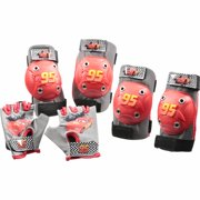 Bell Disney Pixar Cars Child Protective Pad and Glove Set