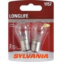 SYLVANIA 1157 Long Life Mini Bulb, Pack of 2