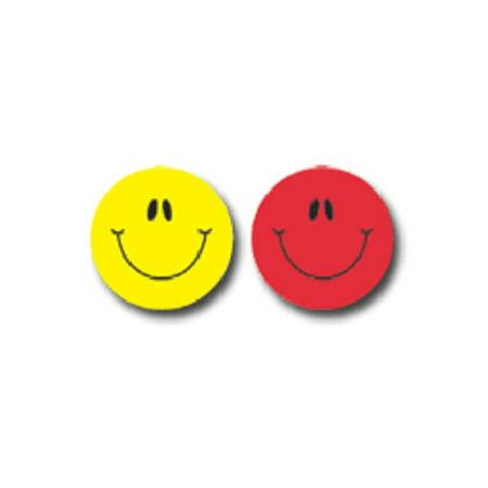 SMILEY FACES MULTICOLOR STICKERS 120 PER PK - Walmart.com