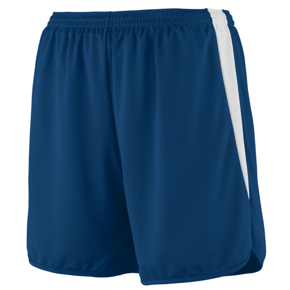 Augusta Rapidpace Track Short Nav/Whi Xl - image 1 of 1