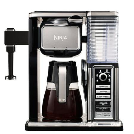 Ninja Coffee Bar Glass Carafe System, CF090 (Certified ...