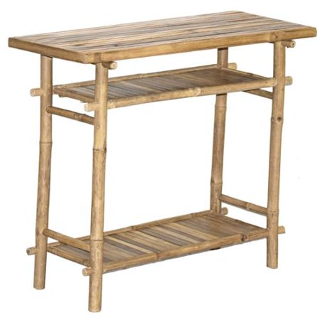 Bamboo54 handmade console hallway table vietnam for Spl table 98 99