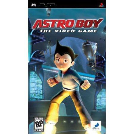 Astro Boy: The Video Game PSP (Psp Games For Boys Soccer)