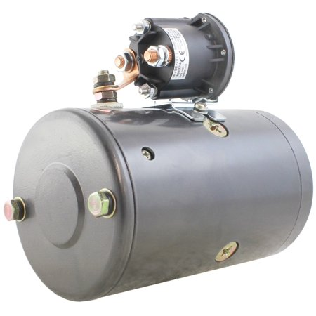 New Primer Pump Motor w/ Solenoid for Darley Primer Applied Energy MTE 462182
