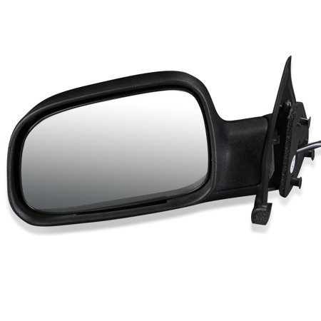 For 1999 to 2004 Jeep Grand Cherokee OE Style Powered Driver / Left Side View Door Mirror 55155447AD 00 01 02 03
