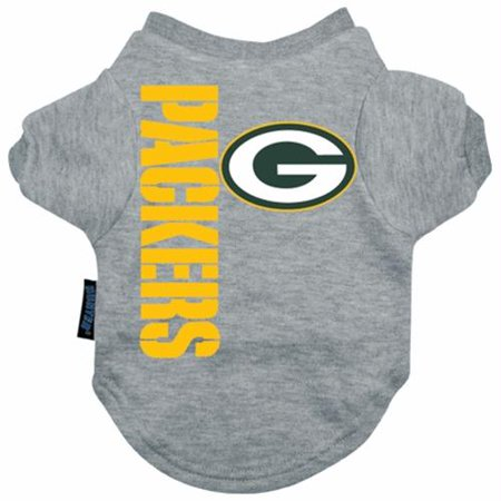 Green Bay Packers Dog Tee Shirt - X-Large - image 1 of 1