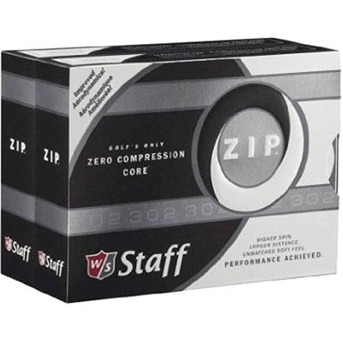 Wilson W S Zip 24-Pack Golf Balls by Wilson Sporting Goods