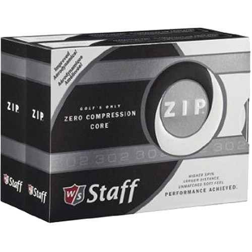 Wilson W/S Zip 24-Pack Golf Balls