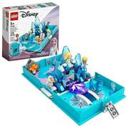 LEGO Disney Elsa and the Nokk Storybook Adventures 43189; Popular Building Toy (125 Pieces)