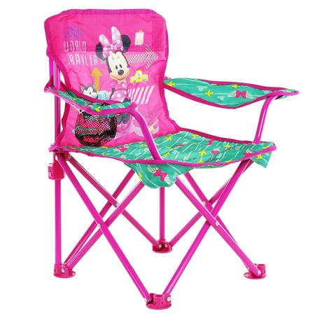 Fine Disney Minnie Mouse Jet Set Fold N Go Chair Customarchery Wood Chair Design Ideas Customarcherynet