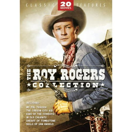 Roy Rogers Collection: 20 Movie Pack (Full Frame)