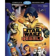 Star Wars Rebels: Complete Season One (Blu-ray) by Buena Vista