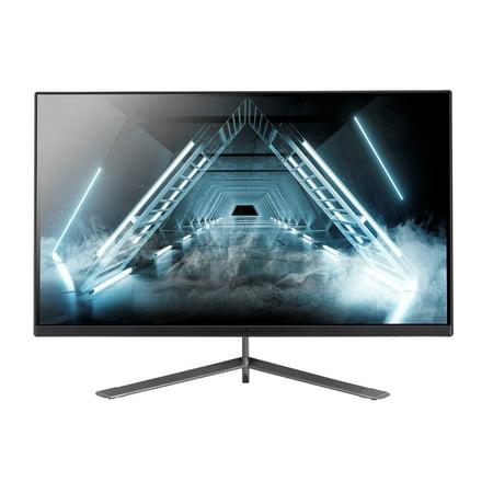 Monoprice Zero-G Gaming Monitor - 27 Inch, WQHD With AMD FreeSync, 2560x1440p@144Hz, 1ms, HDR, 400nits,