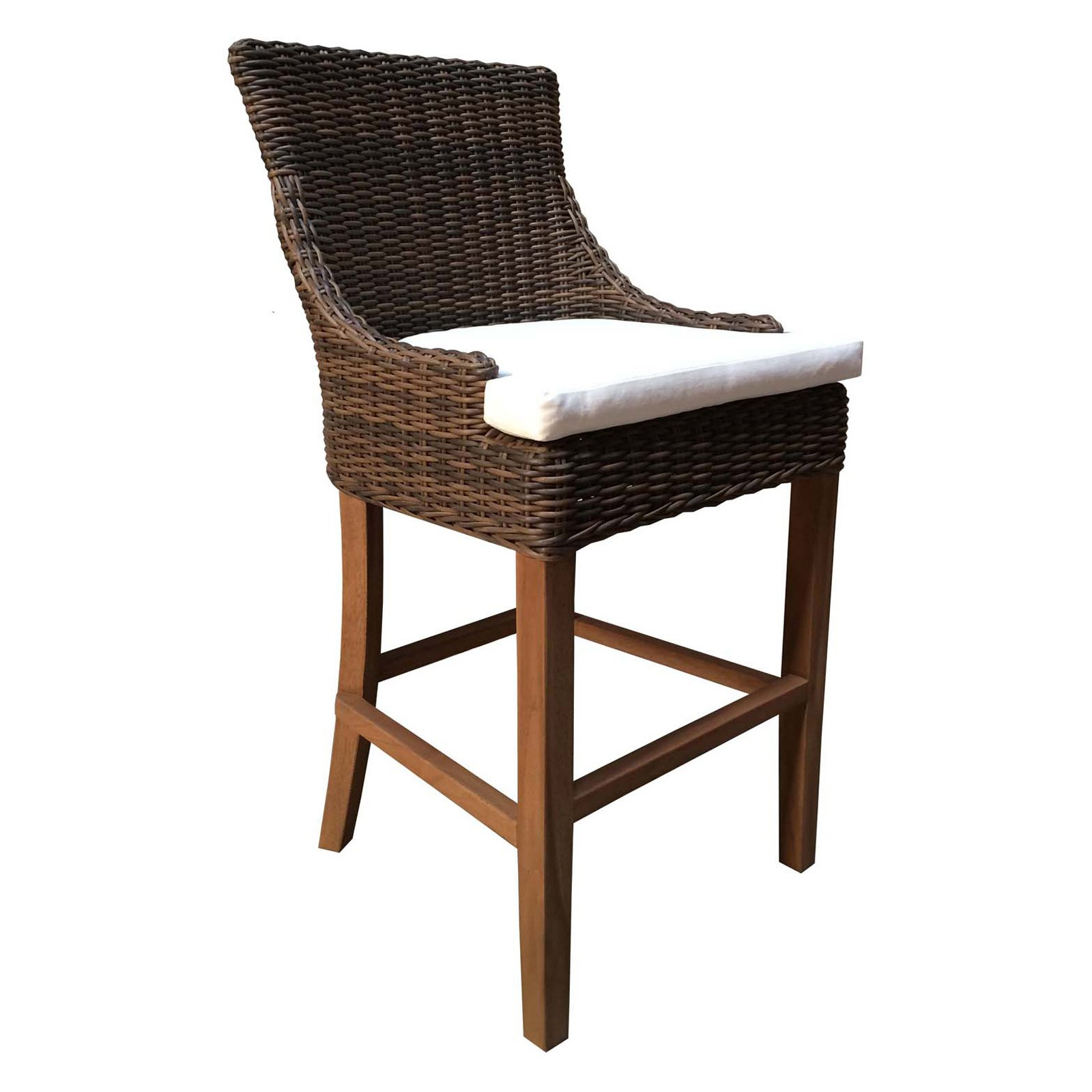 Padmas Plantation Alfresco Indoor/Outdoor Barstool