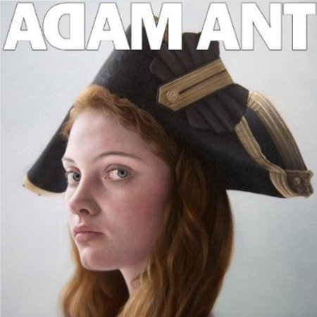 Adam Ant Is The Blueblack Hussar Marrying The Gunners Daughter  Vinyl