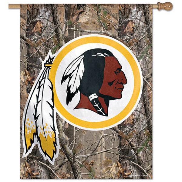 Washington Redskins Logo Flag