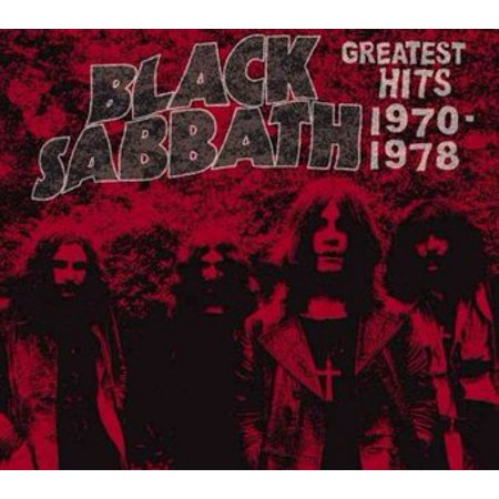Black Sabbath - Greatest Hits 1970-1978 (CD)