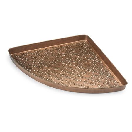 - Good Directions International Multi-Purpose Boot Tray, Copper Finish