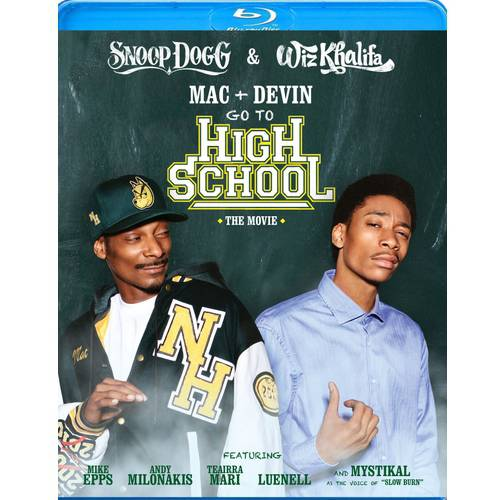 Mac & Devin Go To High School (Blu-ray) (Widescreen)