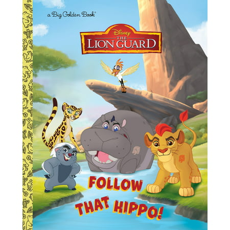 Follow That Hippo! (Disney Junior: The Lion