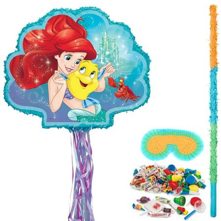 Little Mermaid Pinata Kit - The Little Mermaid Party Theme