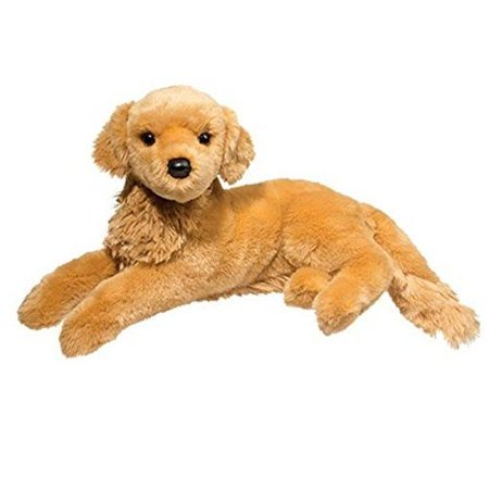 Sophie Golden Retriever 15 inch - Stuffed Animal by Douglas Cuddle Toys - Golden Retriever Stuffed Animals