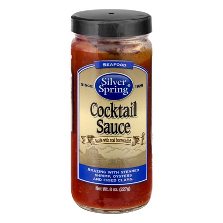 silver spring foods silver spring seafood cocktail sauce 8 oz
