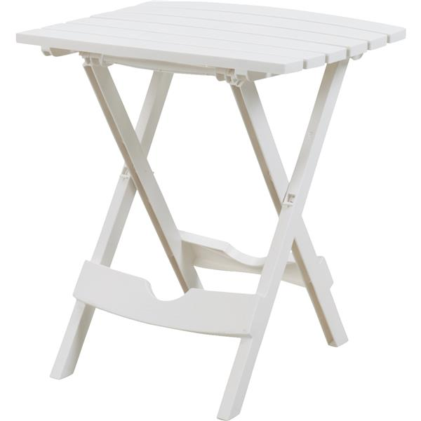 Adams Manufacturing Quik Fold Side Table