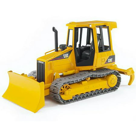 Bruder Toys Catepillar Mini Excavator Track Type Toy Tractor with Working Arm